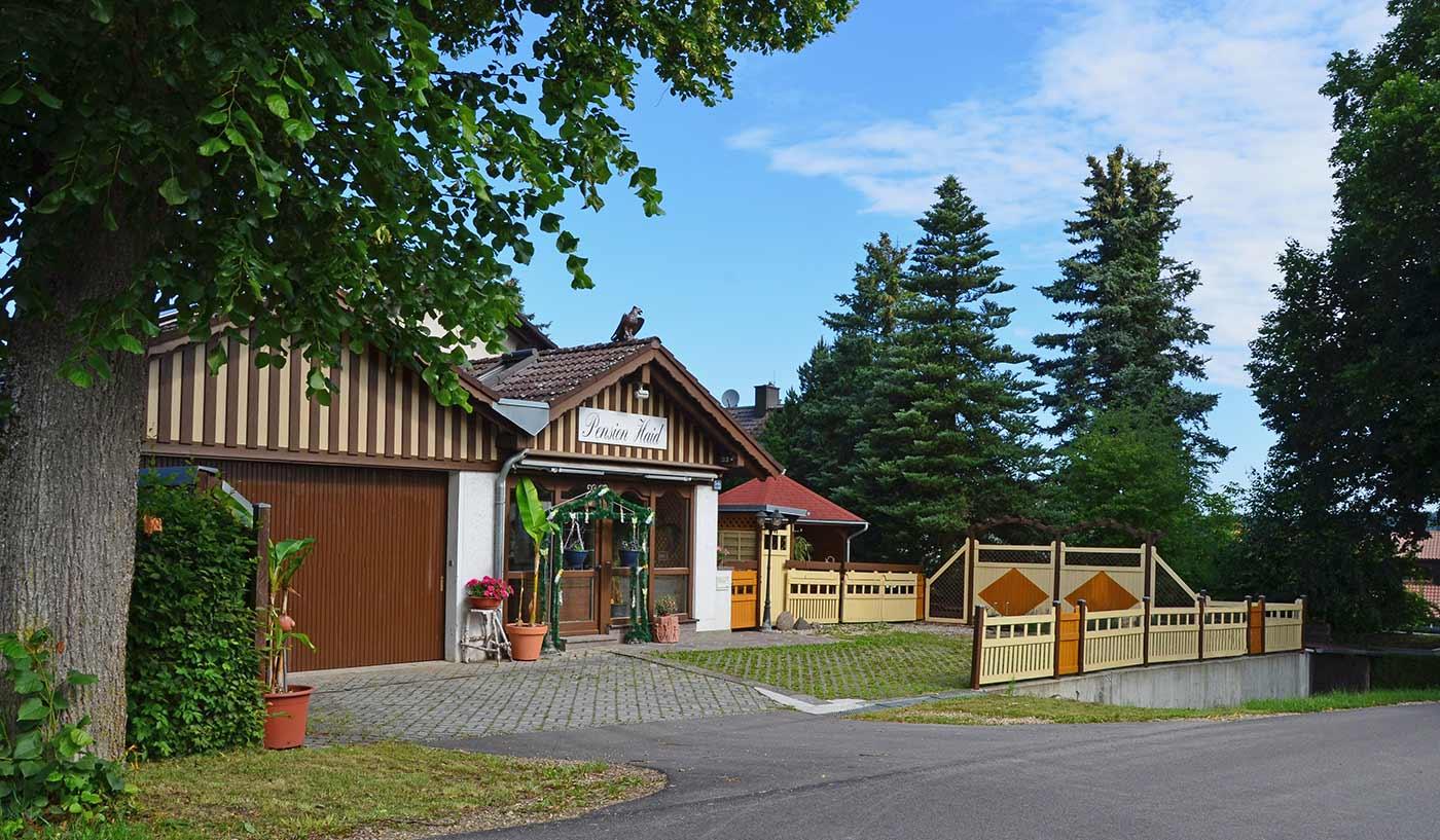 Pension Haid in Denkendorf